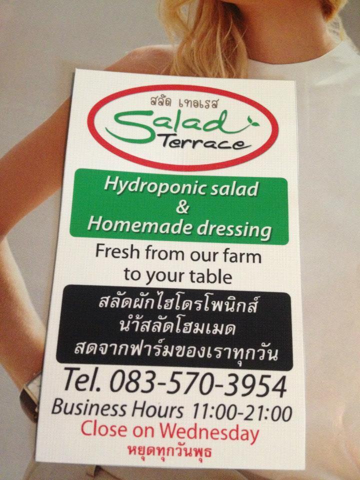 Salad Terrace 14