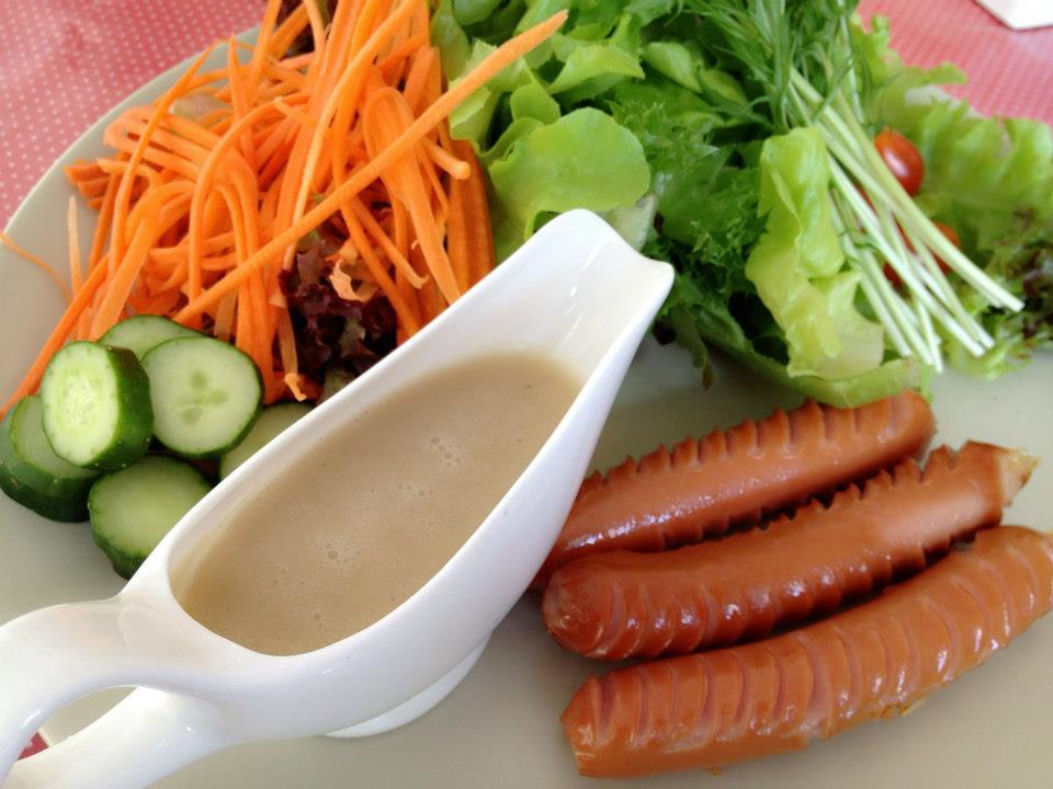 Salad Terrace 16